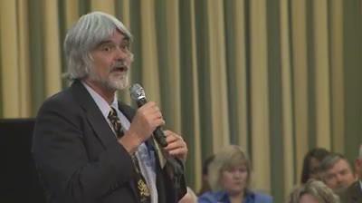 Prof. Dan Everett speaking