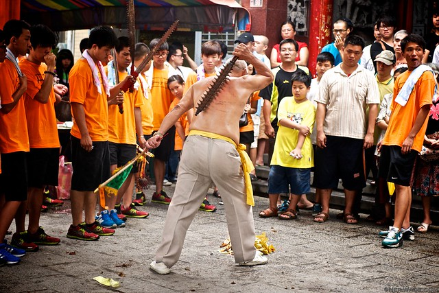 Taiwan Tong Ji Self-Flagellation