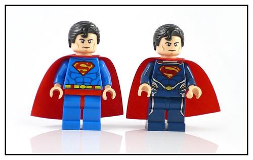 LEGO Super Heroes DC Universe 76002 Superman Metropolis Showdown 07