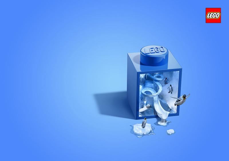 Lego Ice Age