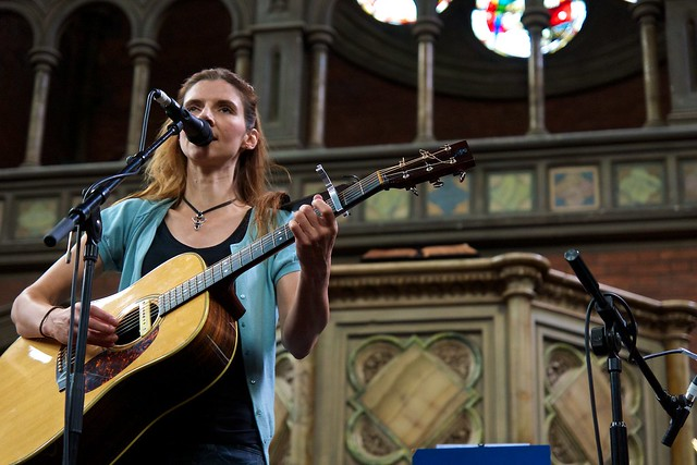 Gill Sandell at Daylight Music 28th June 2014