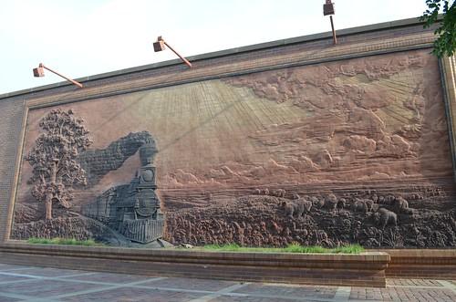 """Iron Horse Legacy,"" Lincoln, NE 2013"