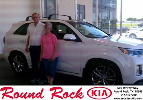 Round Rock KIA Customer Reviews and Testimonials - Glenda Reiss by RoundRockKia