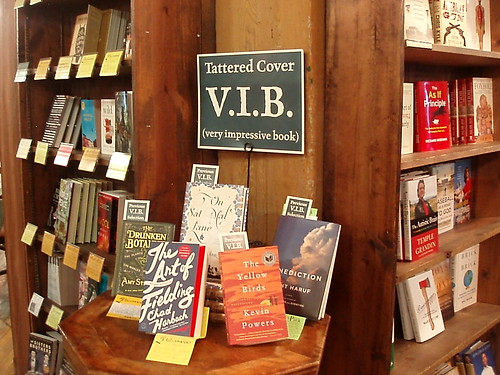 Tattered Cover Book Store: Very Important Books