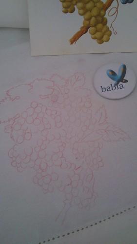 marcando las uvas by alialba