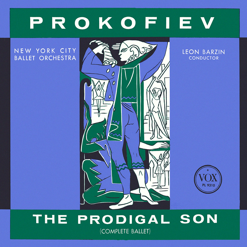 Sergei Prokofiev - The Prodigal Son