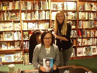 Tattered Cover: Malinda Lo