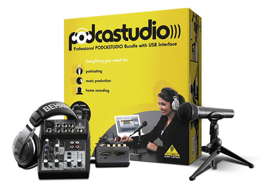podcastudio