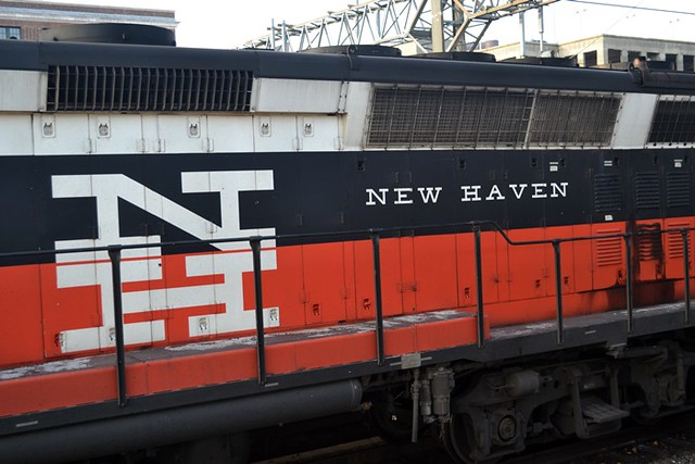 new haven train