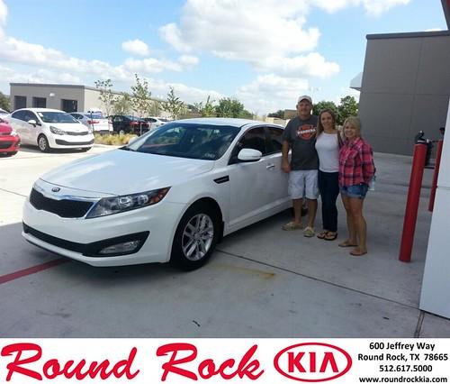 Happy Birthday to Stacey Kohutek from Rudy Armendariz and everyone at Round Rock Kia! #BDay by RoundRockKia