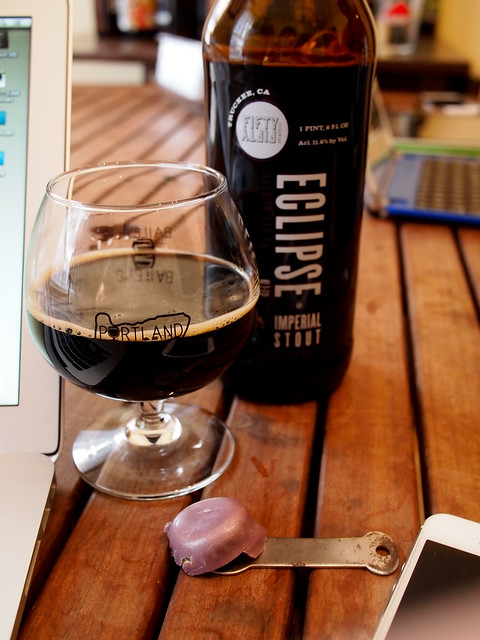 FiftyFifty Imperial Eclipse Stout - Coffee / Java Coffee