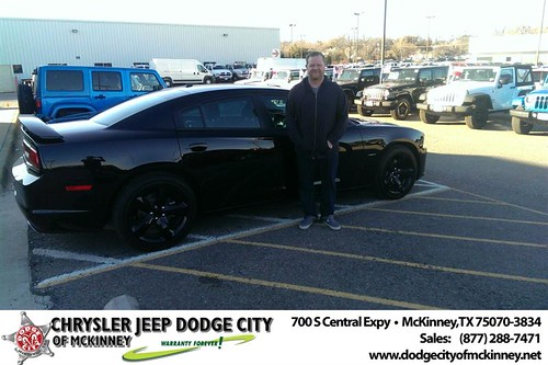 Dodge City McKinney Texas Customer Reviews and Testimonials-Steven Holle by Dodge City McKinney Texas