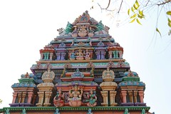 Vimanam of main shrine (3)