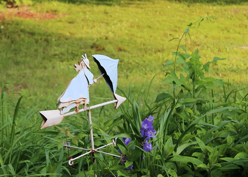 Garden Ornament by Christopher OKeefe