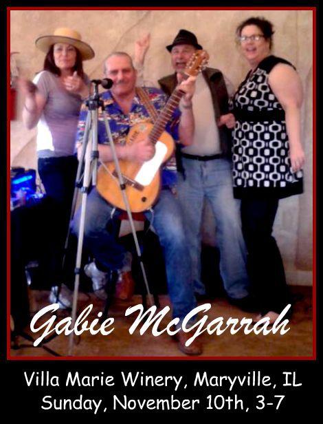 Gabie McGarrah 11-10-13