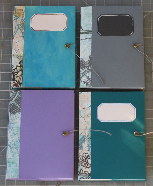 Mini composition book covers