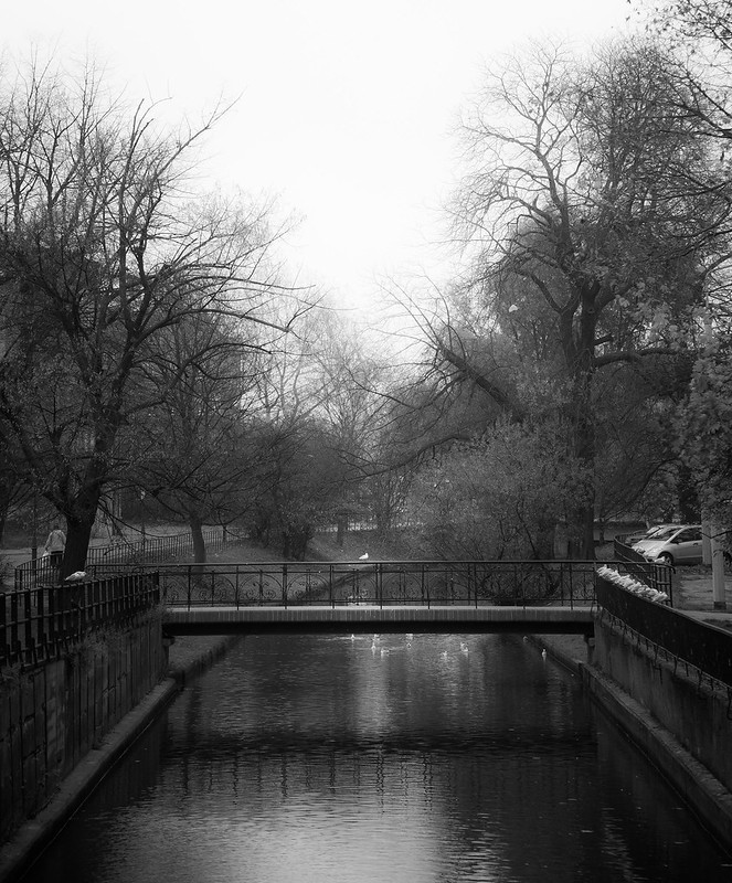 Tur til Gdansk! #017 - The lonely White