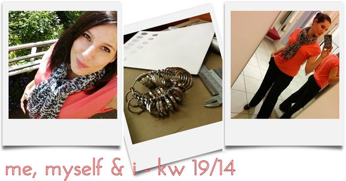 me, myself kw 19/14