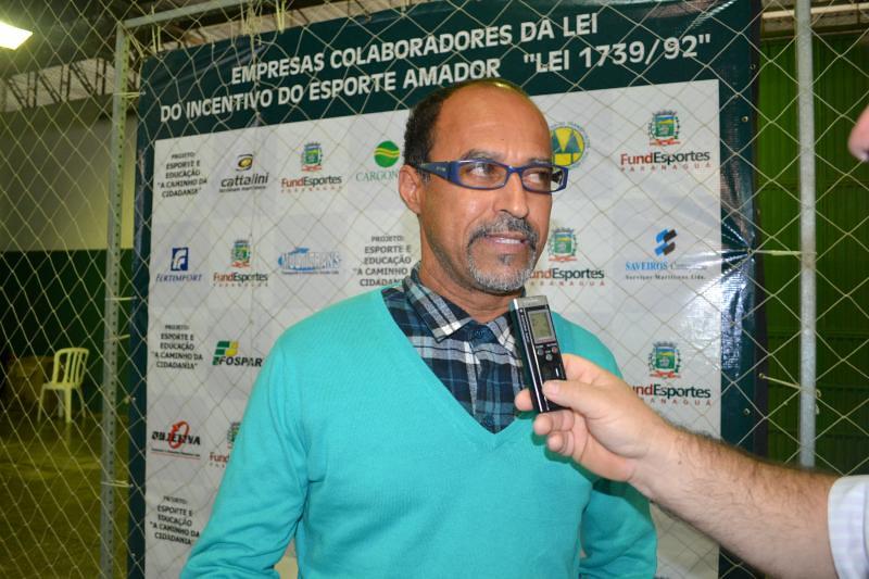 Sem apoio da Fundação de Esportes, Lineker divulga Paranaguá para o mundo 4