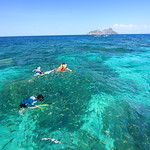 Isole Phi Phi - Snorkeling in Ao Hed