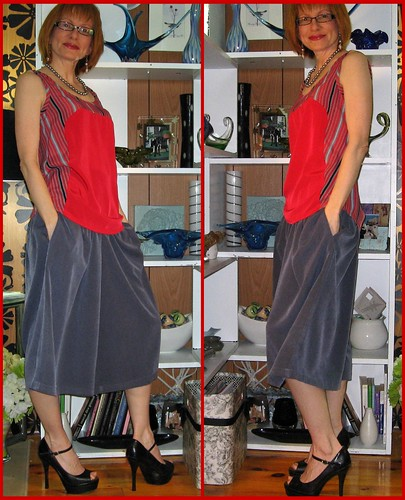 By Hand London Polly Top and Culottes