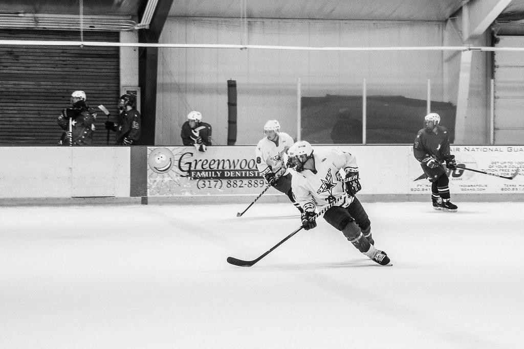 Chris's Hockey Game