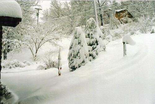 snow 1994 driveway