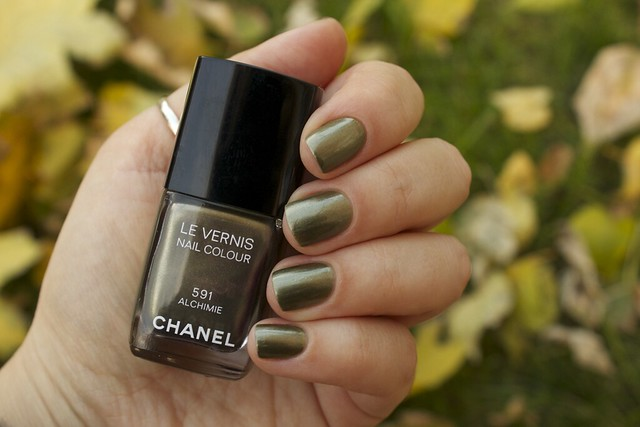 06 Chanel Alchimie swatches