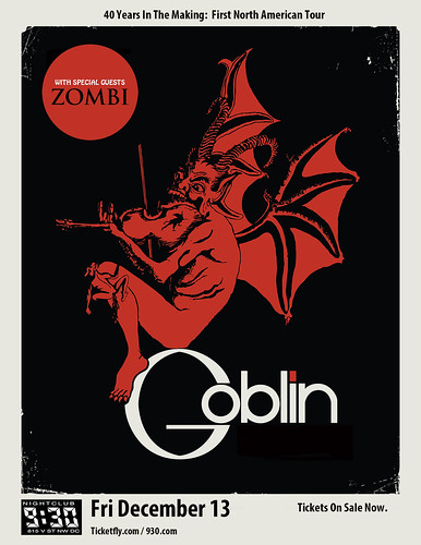 Goblin at the 9:30 Club