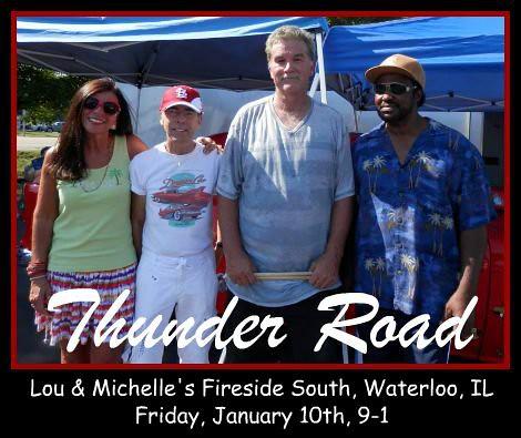 Thunder Road 1-10-14