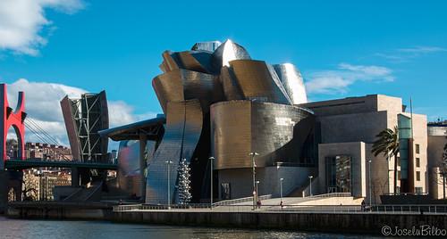Guggenheim Museum. Bilbao by JoseluBilbo.
