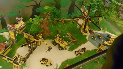 Wroclaw 2014 Wystawa klockow LEGO Klockomania 12-1
