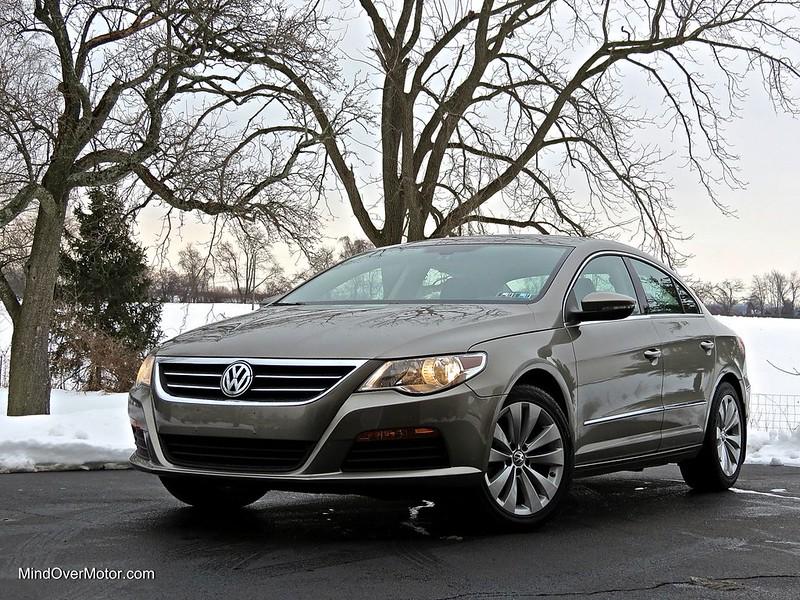 Nick's 2012 Volkswagen CC