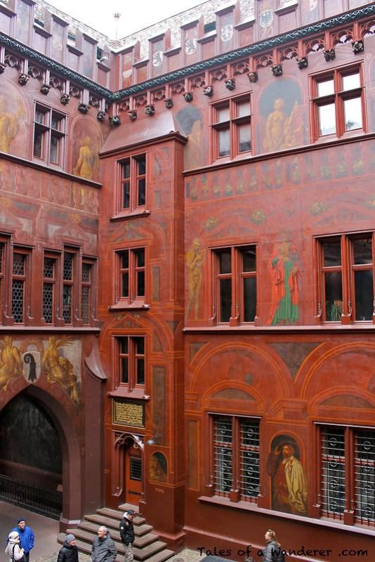 BASEL - Rathaus