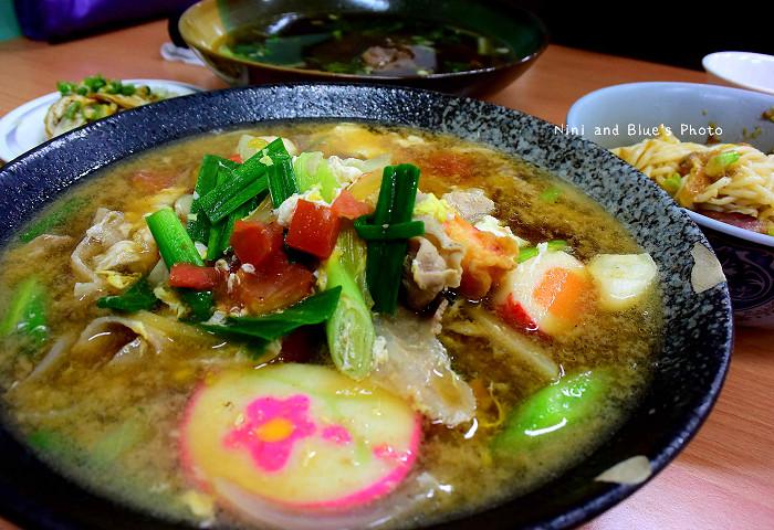 台中陸軍小館牛肉麵滷菜16
