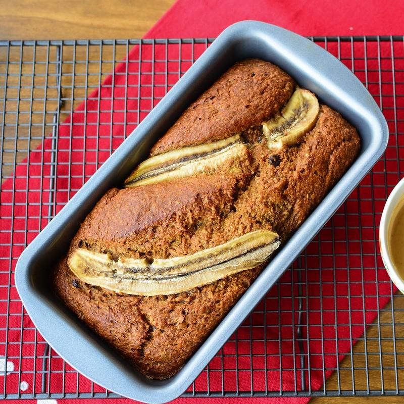 Wholemeal Banana Bread