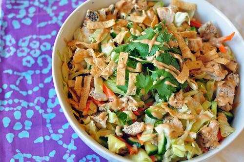 Asian Chicken Salad 3