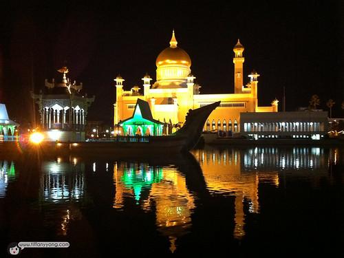 Sultan Omar Ali Saifuddien (SOAS) Mosque