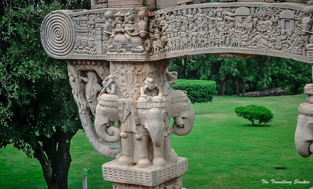 Sanchi Stupa  (33)
