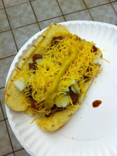 Monday - Hot Dog