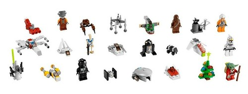 Advent Calendar Star Wars 2011 7958