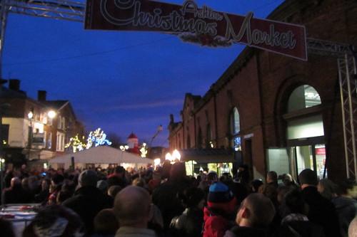 Ashton Christmas Market