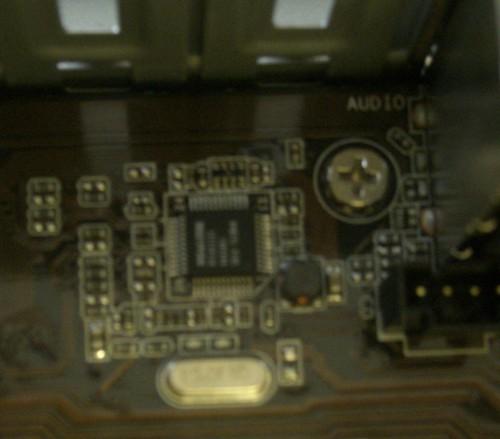 Onboard sound chip