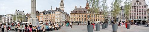 Lille, Place du Général-de-Gaulle