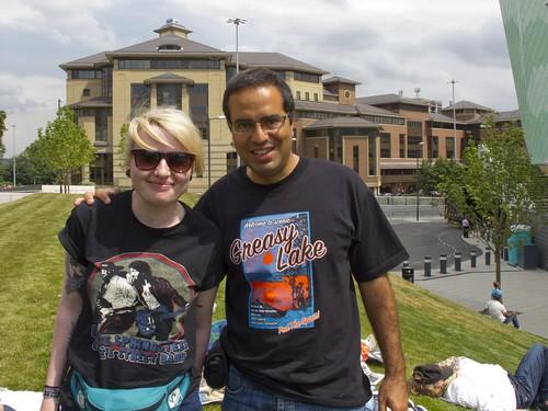 Leeds 10 con Stephanie