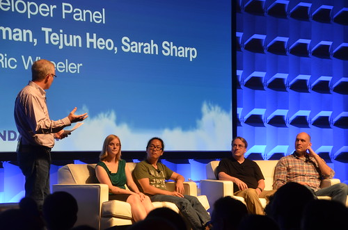 Ric Wheeler, Redhat - Sarah Sharp, Intel - Tejun Heo, Red Hat - Linus Torvalds, Linux Foundation - Greg Kroah-Hartman, Linux Foundation