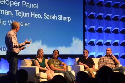 Ric Wheeler, Redhat - Sarah Sharp, Intel - Tejun Heo, Red Hat - Linus Torvalds, Linux Foundation - Greg Kroah-Hartman, Linux Foundation