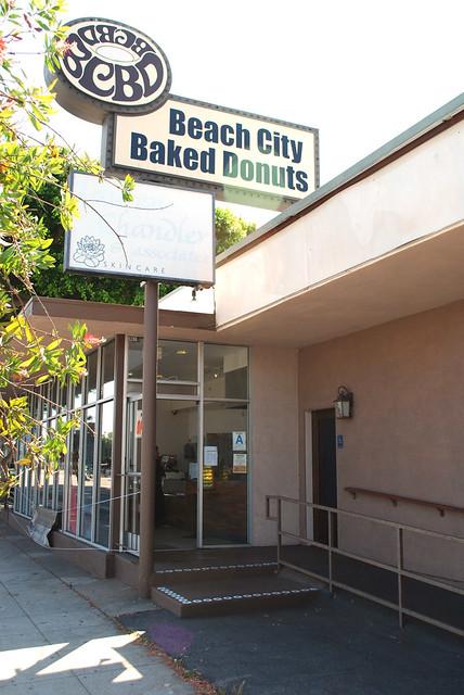Beach City Baked Donuts