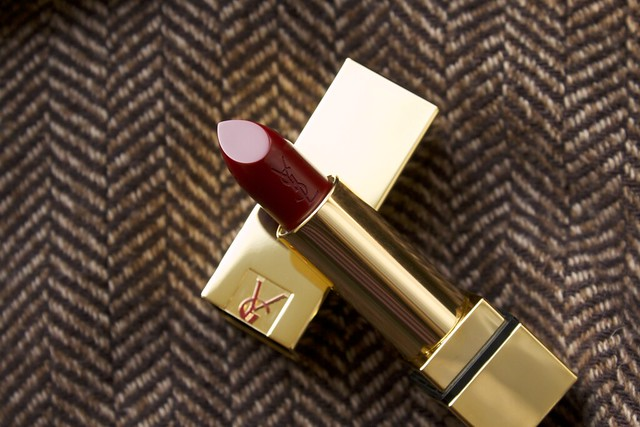 15 YSL Rouge Pur Couture #2 Rouge Pourpre lipstick swatches