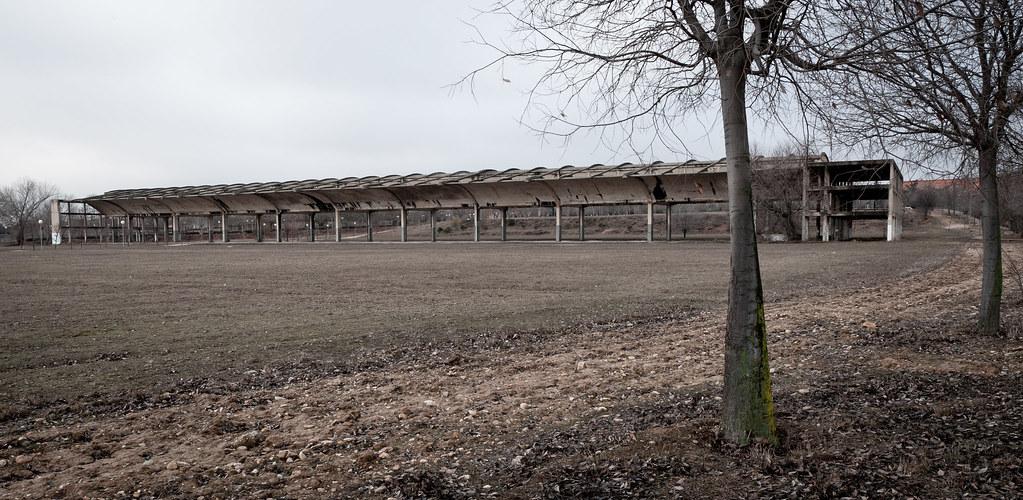 Hangares abandonados UAH (IV)